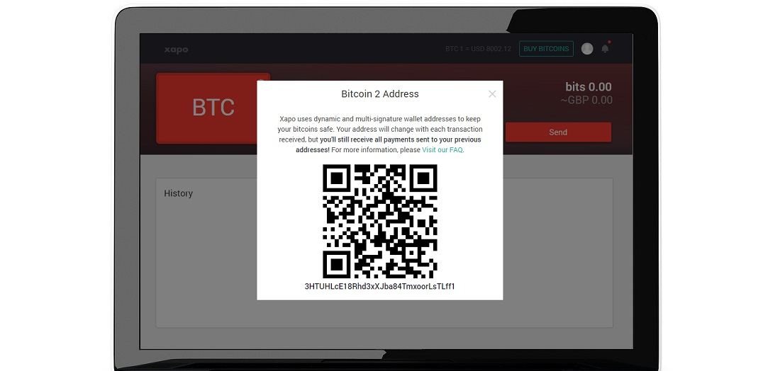 What is my wallet address and how do i use it xapo support to receive payments simply share your address with another person and they can send funds directly to this address similar to an email address ccuart Image collections
