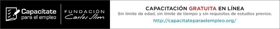 Banner de Capacítate para el empleo Claro