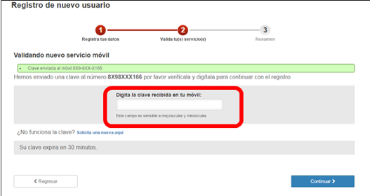 Registro web 3