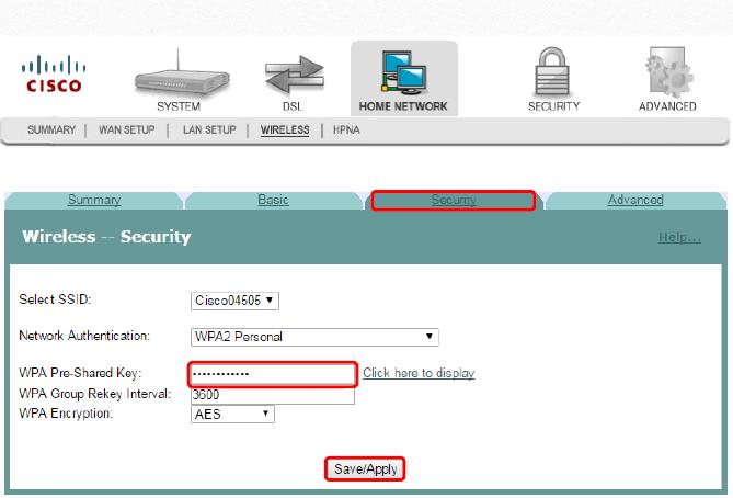 modem Wi-Fi Cisco DDR2201