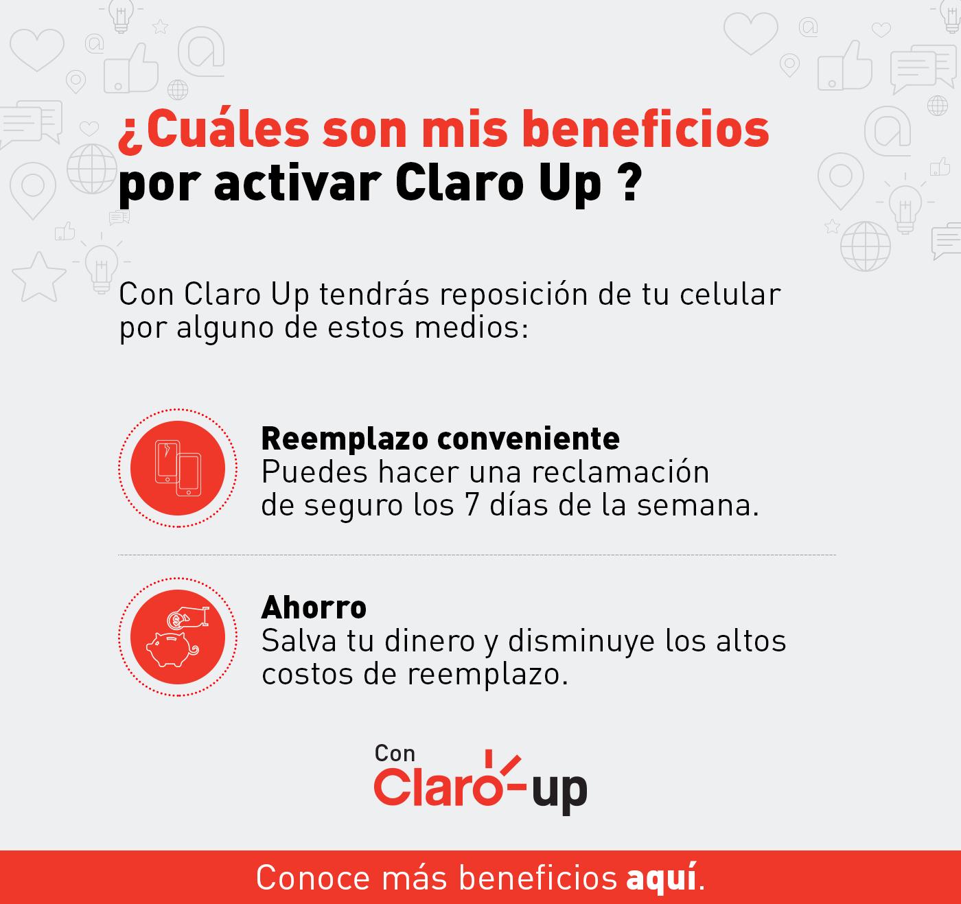 Cuales Son Mis Beneficios Por Activar Claro Up Soporte Te Apoyamos A Resolver Tus Dudas Y Problemas Claro Colombia