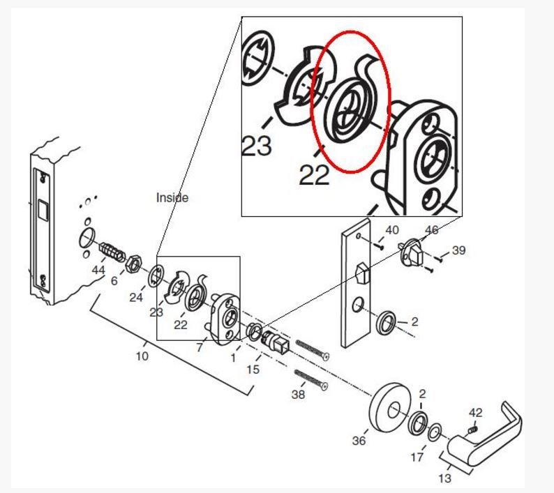 Schlage Wiring Diagram Wiring Source